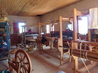 atelier travail soie