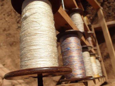 bobines soie