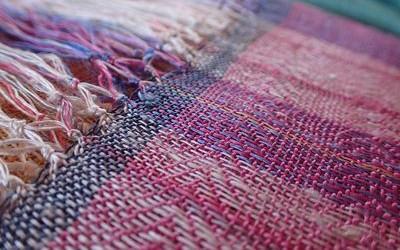 MadaSoie, l'atelier de filature et de tissage d'Amberomanga