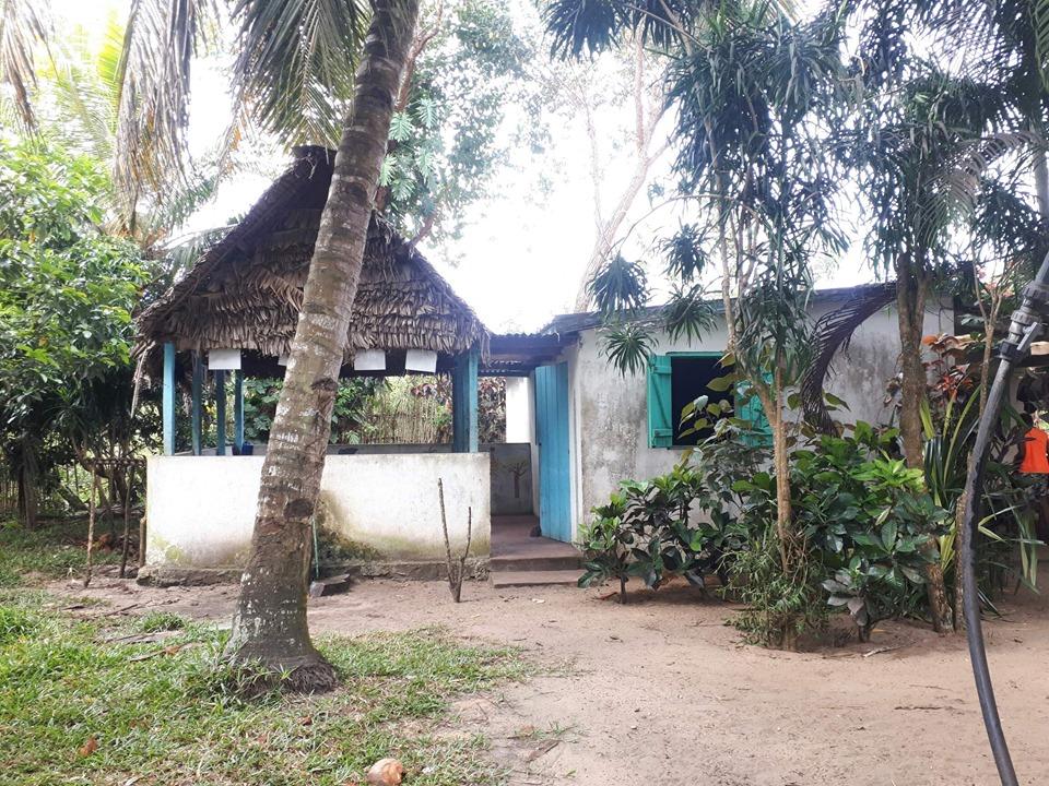 Extérieur cuisine Mahambo