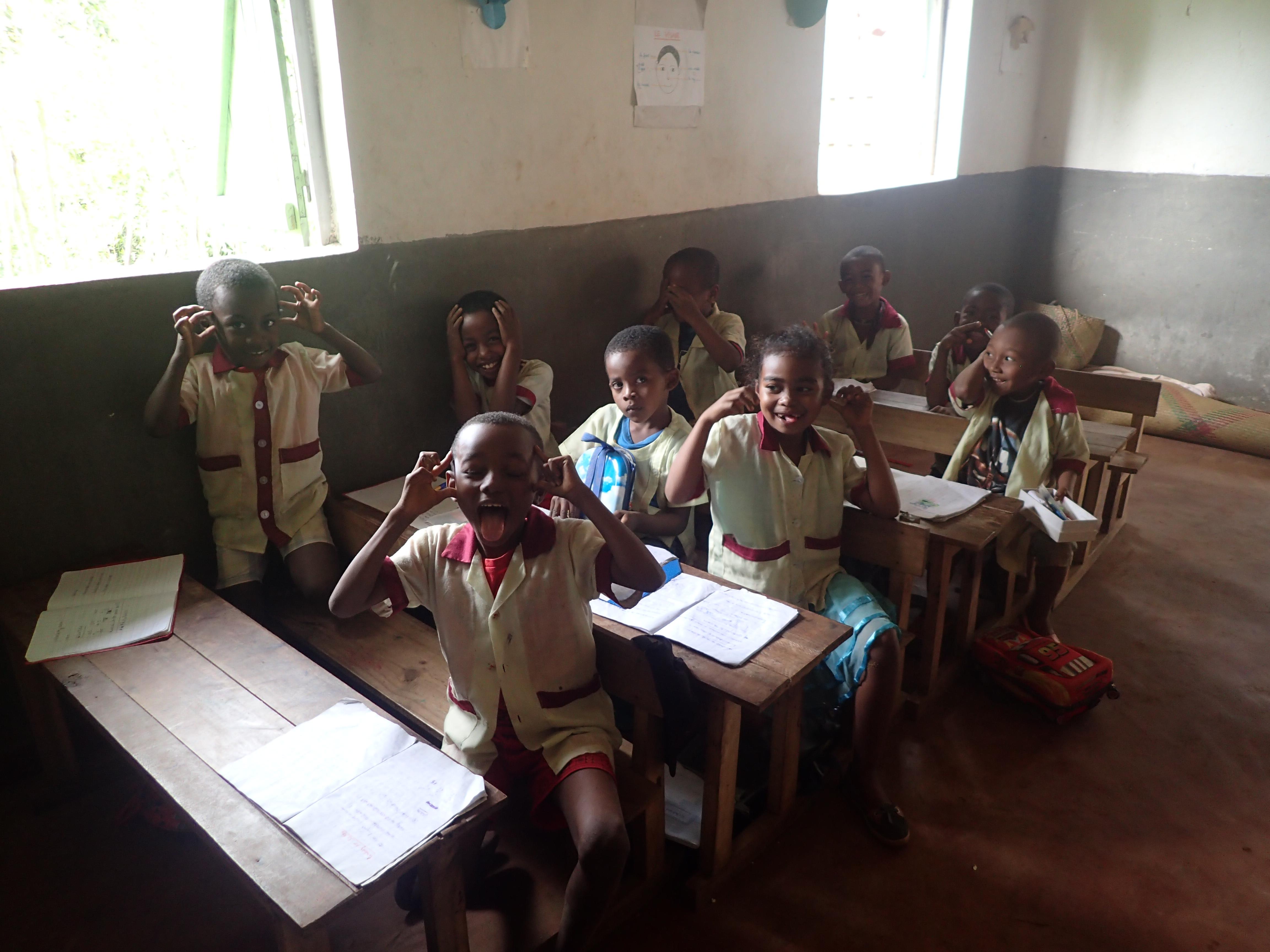Enfants centre Mahambo