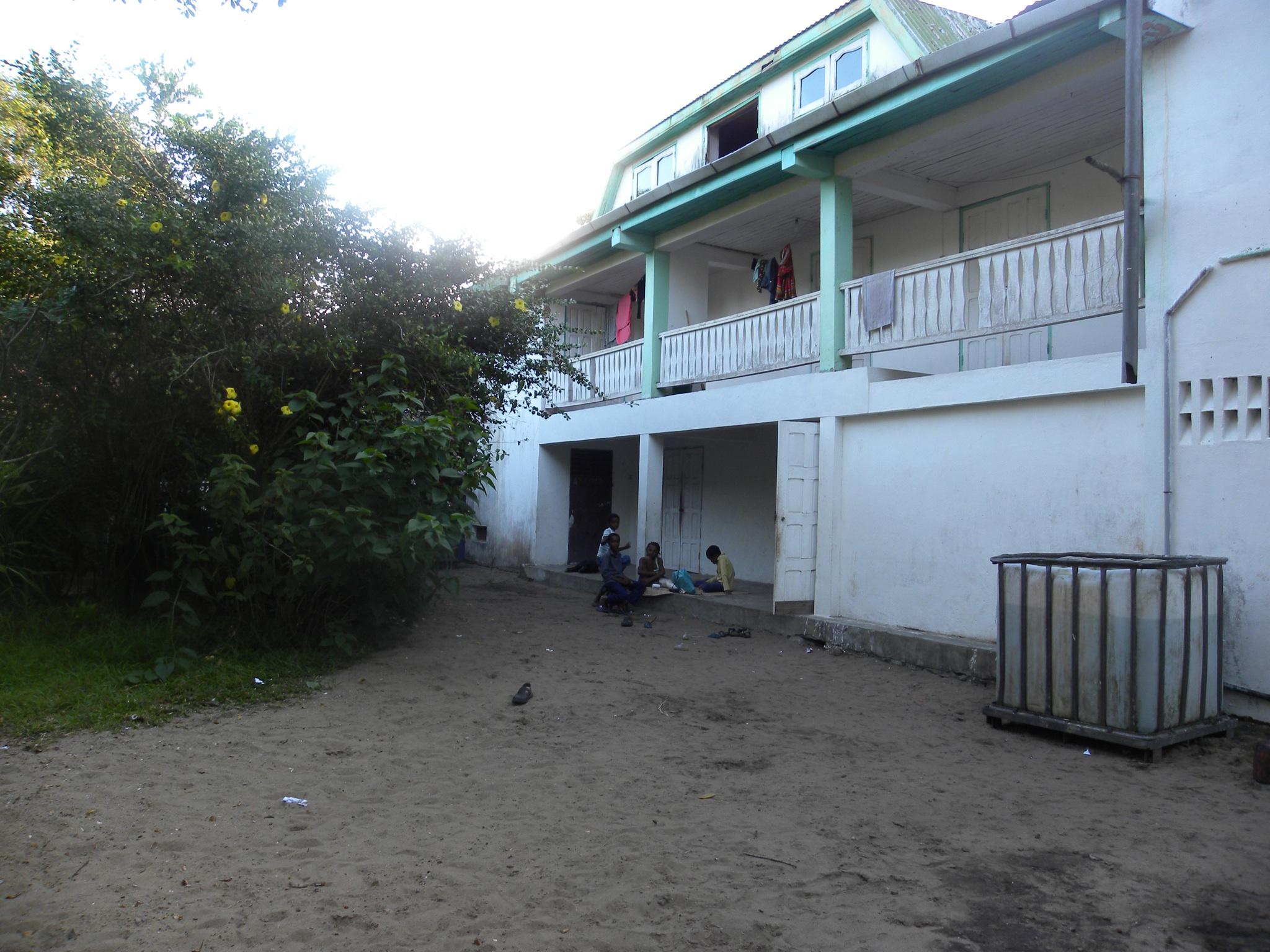 Centre Nomena. Bâtiment N°1