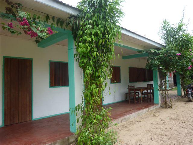 Centre Nomena. Le bâtiment N°2
