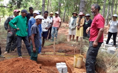 Bientôt un nouveau local pour les agriculteurs de Fihoanana