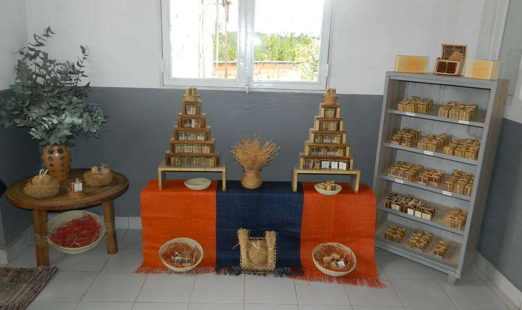 Projet de savonnerie