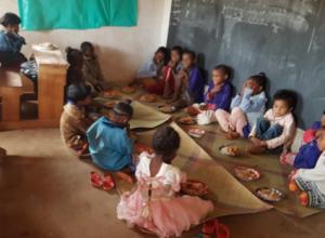 repas enfants malgaches